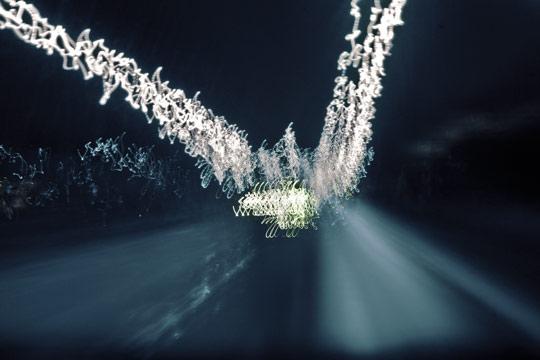 Accidental night photos