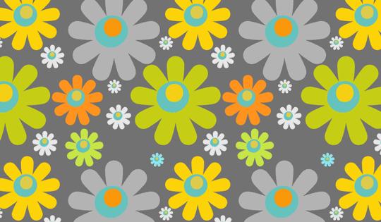 Free Photoshop Flower Pattern – PinkOnHead