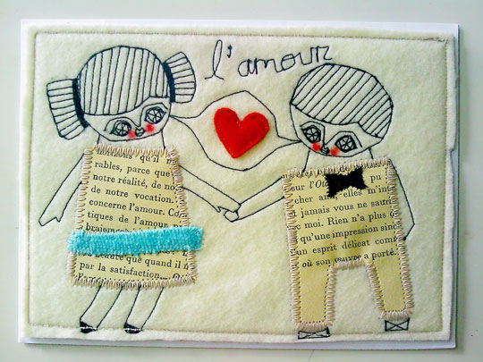 Lamour Card