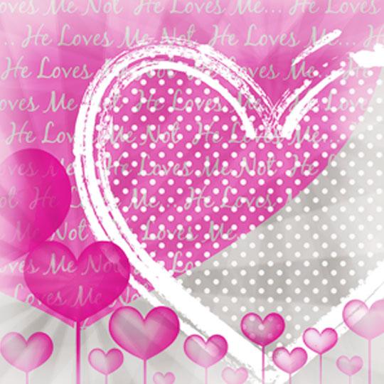 15 Free Heart Brushes