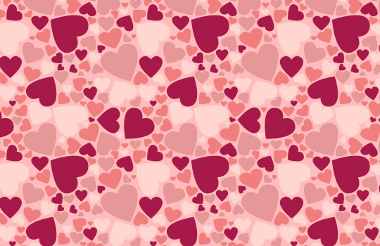 Valentine Pattern by Jaquelineso